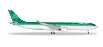 Airbus A330-300 Aer Lingus Ireland Herpa Collectors Model Scale 1:500 531818 AE
